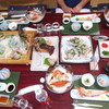 藍風亭 - 料理写真:2013訪問時の料理