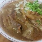 お多福軒 - 料理写真:中華そば肉小650円