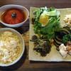 カフェ アワ・イサ - 料理写真:きまぐれランチ @900