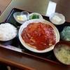赤尾菜館 - 料理写真:こってりチリソースの「カニ玉定食 (700円)」