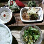 atari CAFE&DINING - おばんざいランチ
