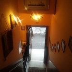 ブルスカ - 階段