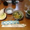 加満家 - 料理写真:テーブルセッティング