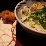 楽釜製麺所 - 2015.7