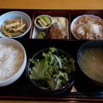 旬菜‐小豆 -