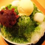 神戸風月堂  - 宇治しぐれ864円