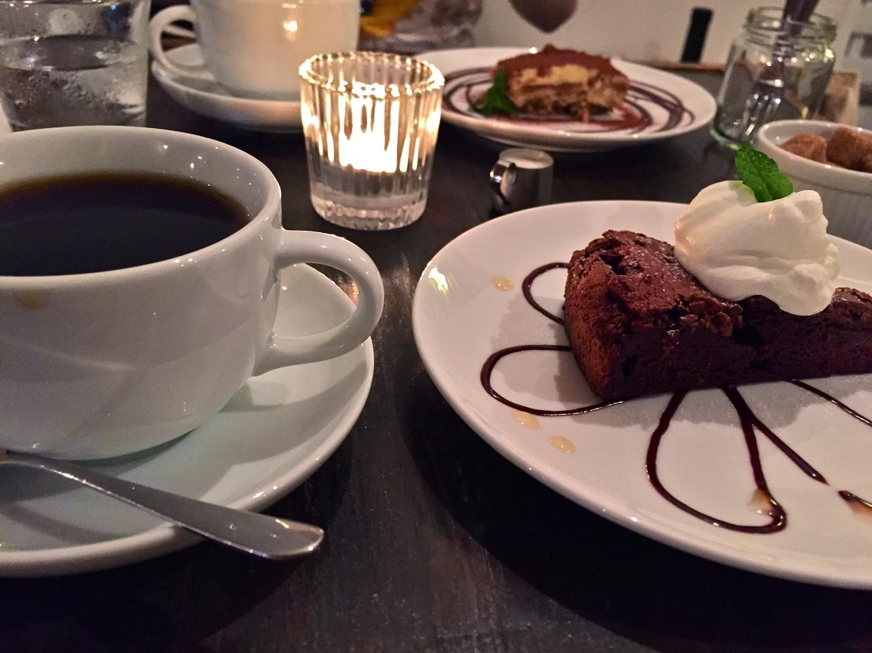 cafe �J��