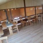 カフェレストラン 瀬里家 - 2F客席