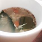 アリーカフェ - スープ