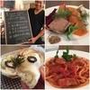 トラットリア・ボスコ - 料理写真:ランチパスポートでワンコイン♪前菜がメチャ美味しかった〜✨メインのお料理はパスタ2種類と、リゾットから選べるのん♪