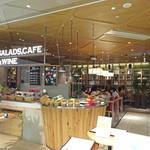 LA LOBROS PAN TABLE CAFE - 明るいカフェ