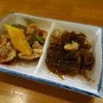 和海 - 料理写真:2015.08 つきだし