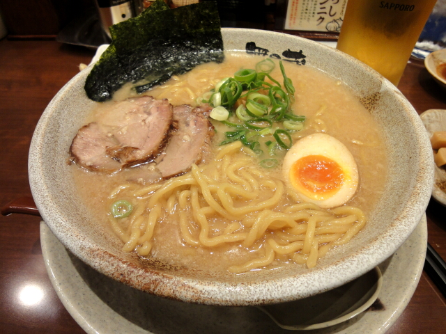 越後秘蔵麺 無尽蔵 京都八条家