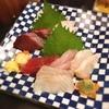 喜の川 - 料理写真:お刺身盛り合わせ 1000円