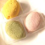 竹内菓子舗 - 料理写真:越のカステラ