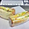 ミッシェル - 料理写真:購入したサンドイッチ(2015年8月)