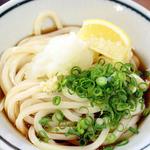 かみ家製麺所 - ぶっかけうどん(小)440円