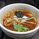 麺屋永吉 花鳥風月 - つけ汁