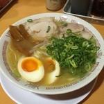 40787025 - 中華そば 並 煮卵 ¥650