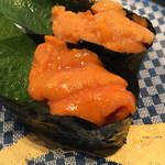 すし 銚子丸 - 料理写真:ウニ