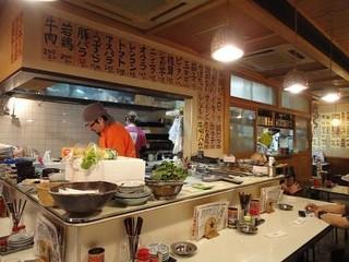 横田酒場 - コの字カウンターで今宵も一杯いかがですか?
