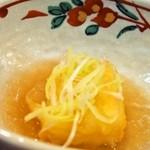 稚加榮 - 和定食(揚げ出し豆腐)