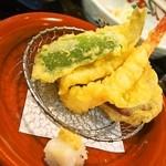 稚加榮 - 和定食(天ぷら)