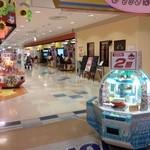 FIORE - 店はゲームセンターの中にある