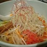 ジャンジャン軒 - 冷やしタンタン麺