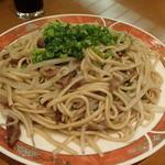 京華園 - ニラパンメン