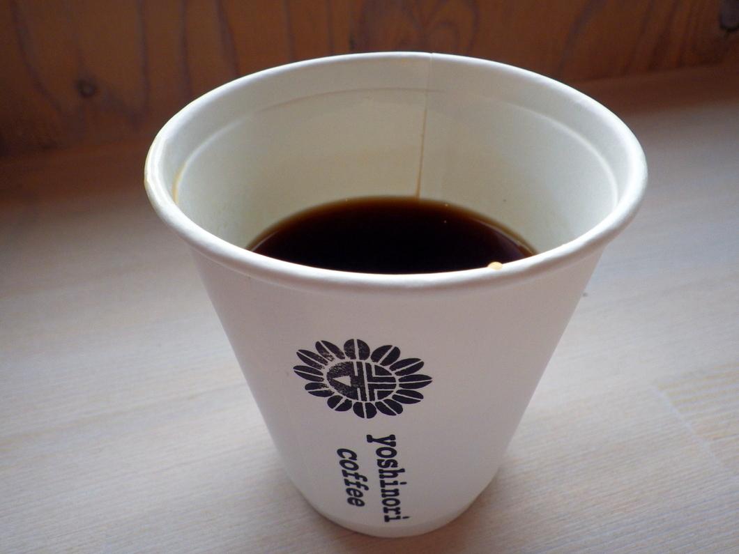 ヨシノリ コーヒー