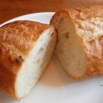グラナダ - ビーフシチューのパン