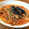 グランシェフ - 料理写真:海ときのこのトマト 900円税別