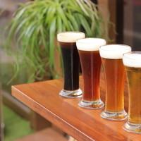 国内外の生樽クラフトビールが常時14種以上!!