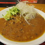 40824163 - ジャージャー麺です