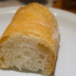 山根屋 - ランチセットのパン
