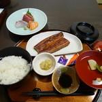 別邸 福の花 - 日替わり御膳¥1000