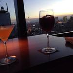 マジェスティック - 東京タワーを見ながらのサングリアとカクテル