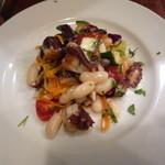 IL BAFFO - 蛸と白インゲン豆のサラダ