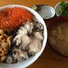 正立食堂 - 料理写真:三色丼