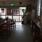 ふみや食堂 - 内観