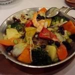 銀座カフェビストロ 森のテーブル - 薬膳カレー
