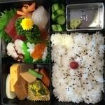 新富鮨 - お弁当(1,500円)