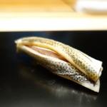 鮨さゝ木 - 小肌