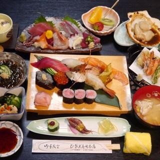 ★自慢の寿司宴会