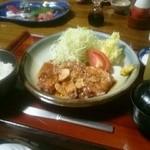 養気亭 - トンテキ定食