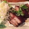 いっせえの - 料理写真:自家製焼豚