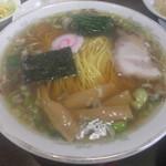 中華料理紅蘭 - Aランチのラーメン
