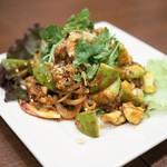 いなかむら - アボガドと海老のサラダ