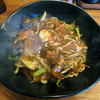 ちぇん麺 - 料理写真:カレーあんかけ焼きそば(中) 930円